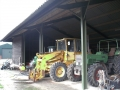Machinery storage