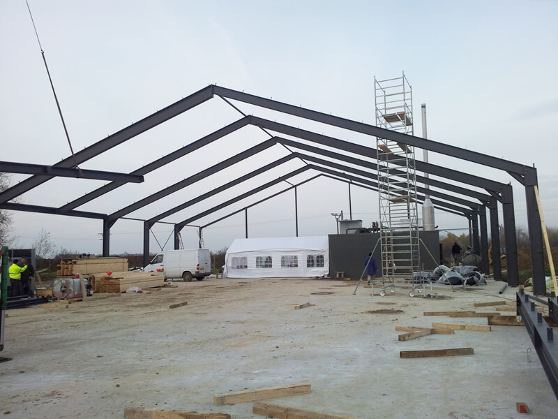 steel building assembly instructions